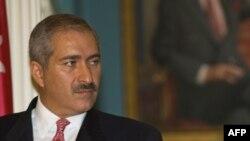 Министр иностранных дел Иордании Нассер Юдех