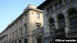 Sediul cotidianului Corriere della Sera, Milano