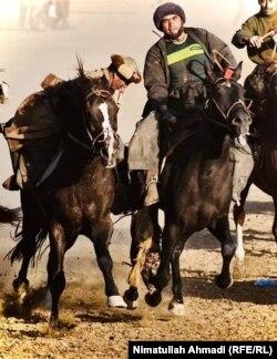 مسابقات بزکشی در بدخشان با موفقیت پهلوانان ولسوالی بهارک پایان یافت