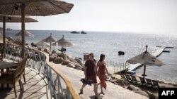 Туристи во Шарм ел Шеик