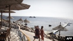 Зона відпочинку в Єгипті