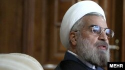 Iran's former nuclear negotiator, Hassan Rohani