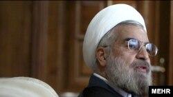 Иран жоғары ұлттық қауіпсіздік кеңесінің бұрынғы басшысы Хасан Рухани.
