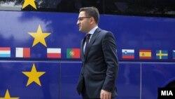 вицепремиерот за евроинтеграции Фатмир Бесими