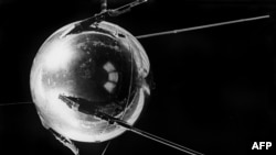 The original Sputnik.