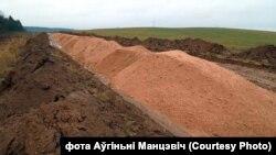 Будаўніцтва пад'язных шляхоў у Соўлаве
