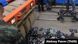Уничтожение пиратских видеокассет
