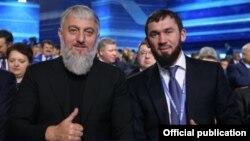 Делимханов Адам а, Даудов Мохьмад а
