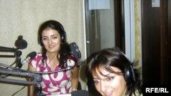 Könül Nurullayeva və Səmayə Məmmədova, Bakı, 6 avqust 2008