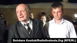 Один из лидеров Норильского восстания Евгений Грицяк