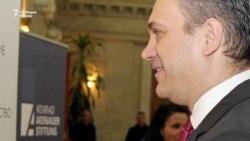 Пътят на Пламен Георгиев към дипломатическата служба