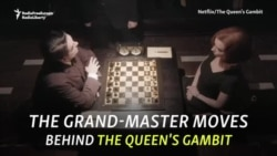 Grand-Master Moves: How Chess Legend Kasparov Made Netflix Hit Queen's Gambit Believable