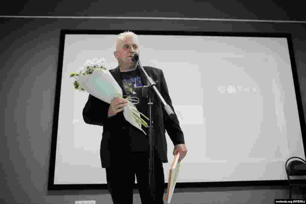 Міхал Андрасюк з Польшчы заняў 2-е месца за кнігу «Поўня» і атрымаў у падарунак творчы адпачынак на швэдзкай высьпе Готлянд