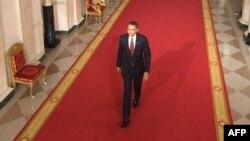 باراک اوباما، رئیسجمهوری آمریکا.