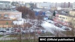 Салігорск. Ілюстрацыйнае фота