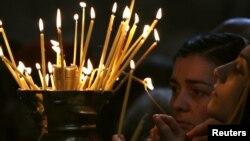 Несмотря на то что 25 декабря не является государственным праздником, Рождество в этот день празднуют и в Грузии