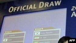 در مراسم قرعه کشی ده تيم آسيايی مرحله پايانی انتخابی جام جهانی فوتبال سال ۲۰۱۰، تيم ملی ايران با تيم های کره جنوبی، کره شمالی، عربستان سعودی و امارات هم گروه شد.