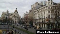 Madrid, Ilustracija
