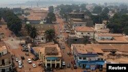 Capitala Bangui a Republicii Central Africane