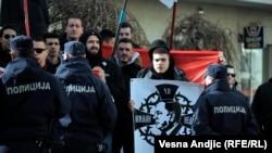 Skupovi podrške za rehabilitaciju Milana Nedića, Beograd