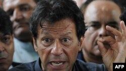 د تحریک انصاف مشر عمران خان