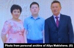 Семья Макишевых купила квартиру по ипотеке «7-20-25». Фото из личного архива Алии Макишевой.