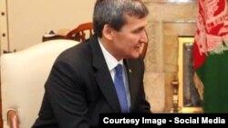 رشید مرادوف وزیر خارجه ترکمنستان