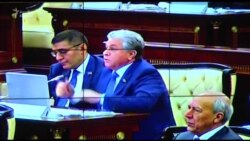 Parlamentdə yadda qalan çıxışlar...