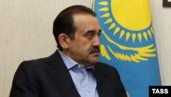 Кәрім Мәсімов.