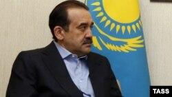 Қазақстан премьер-министрі Кәрім Мәсімов.