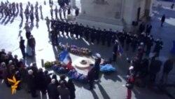 Велика Британія і Франція вшанували кінець Першої світової