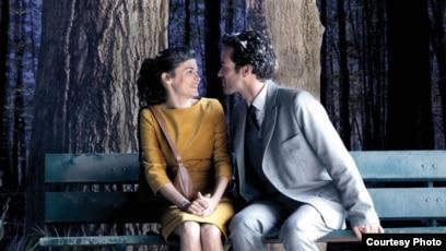 Интимная Сцена С Одри Тоту – Амели (2001)