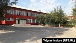 Оштогу Макаренко атындагы орто мектеп. 7-август, 2018-жыл.