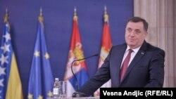 Predsedavajući Predsedništva Bosne i Hercegovine Milorad Dodik