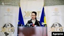 Giorgiana Hosu, procurorur-șef DIICOT