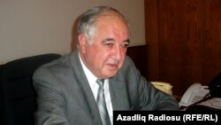 Azerbaijan -- Hidayat Orujov, Chairman of the State Committee for Work with Religious Associations, 2004