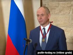 Леонид Рыженькин, заместитель директора компании «Стройгазмонтаж»