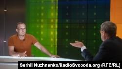 Сергій Гармаш – гість Суботнього інтерв'ю Радіо Свобода