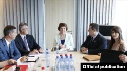 Сербско-косовские переговоры в Брюсселе