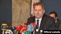 Кшиштоф Лисек является постоянным докладчиком Европарламента по Грузии