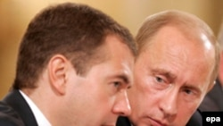 Владимир Путин сказал, что «знает Дмитрия Медведева и тесно и плодотворно работал с ним более 17 лет»