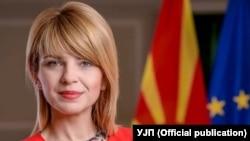 Сања Лукаревска, директорка на УЈП