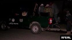 آرشیف، نیروهای پولیس افغان