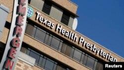ԱՄՆ, Թեքսաս - Դալասի հիվանդանոցը, որտեղ բուժվում էր Էրիք Դանքընը և որի երկու բուժաշխատողների մոտ էբոլա է հայտնաբերվել