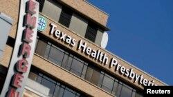 Spitali në Texas, ku trajtohej, pacienti Thomas Eric Duncan