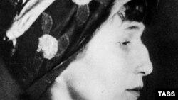 Anna Axmatova, 1922