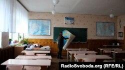 Усередині березня в школах розпочався карантин через загрозу COVID-19