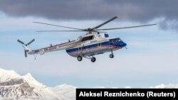 Mи-8 вертолёти (иллюстратив сурат)