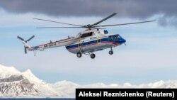 Ми-8 тікұшағы (Көрнекі сурет).