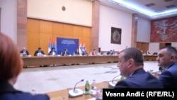 Sednica vlada RS i Srbije održana je u novembru 2017